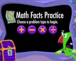 math facts practice
