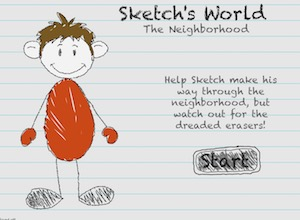 Sketch's World The Neighborhood (Addition)