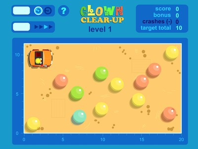 Clowns (Angle Game)