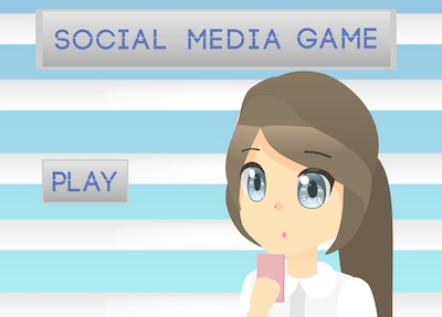 Social Media Game (Reading Activity)