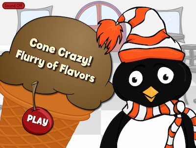 Cone Crazy Flurry of Flavors Division