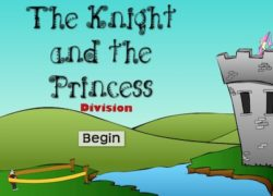 knight and princes