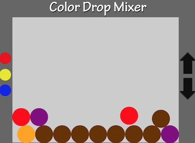 Color Drop Mixer