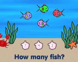 count the fish