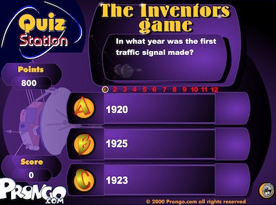 The inventors Game