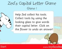 capital letter advanced