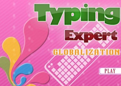 Typing Expert: Globalization