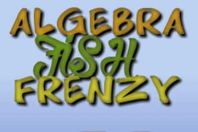 Algebra Fish Frenzy