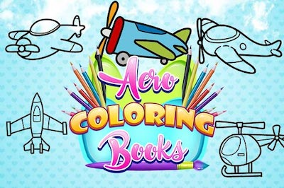 Aero Coloring Books