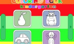 color book kindergarten