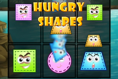 Hungry Shapes (Shape Learning)